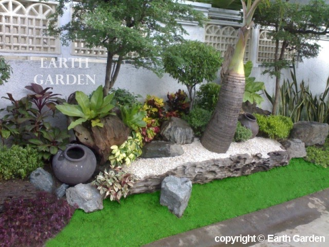 simple landscape  pools and landscaping ideas by zonegran
