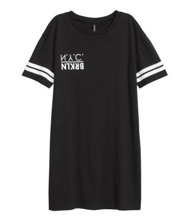 T shirt dress h and m online cheap helsinki