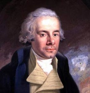 William Wilberforce (August 24, 1759 – July 29, 1833) English politician, philanthropist, and a leader of the movement to abolish the slave trade