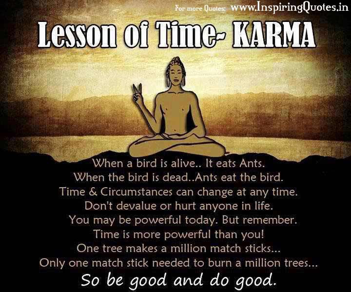 Buddha Quotes On Karma Inspiring Quotes Inspirational