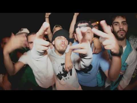 EVIL B & COSMIC BRO - HANDS UP (VIDEO) 2017 [CANARIAS]