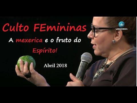 Helena Tannure - A mexerica e o Fruto do Espírito!