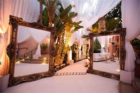 Wedding Drapes: How to Add Romance to Your Event   Inside