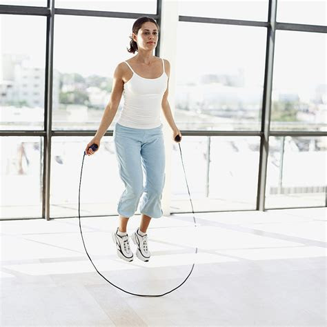 jump rope embarrassing gym moves    avoid