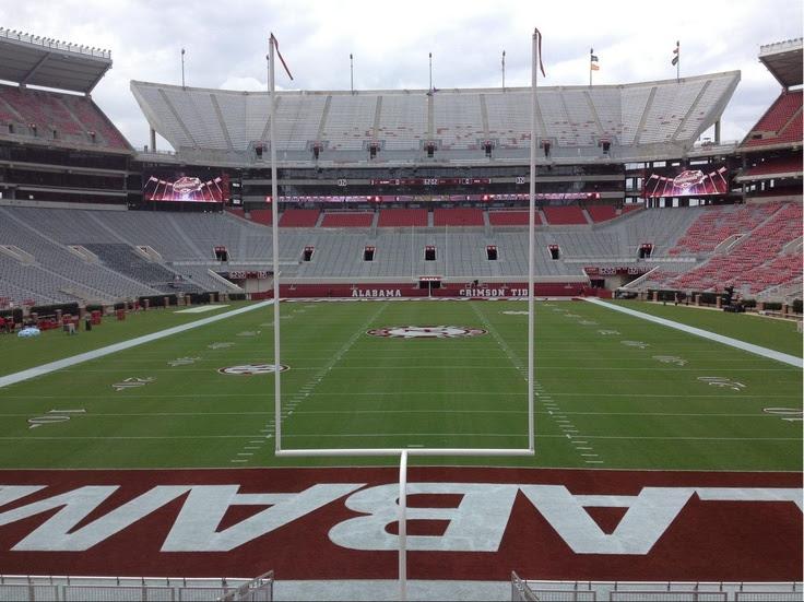 Game Day - University of Alabama!