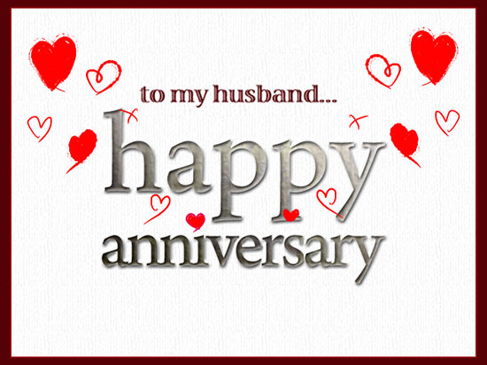 Love Anniversary For Husband Free For Him Ecards Greeting Cards