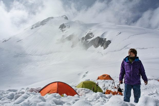 10 Reasons to Camp in the Winter