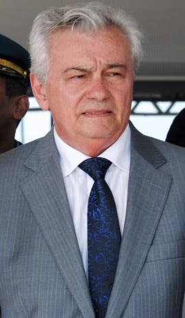 Presidente da Assembleia, Arnaldo Melo