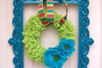 Diy Spring Wreaths | Shelterness