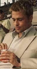 Movie Tattoos Of Brad Pitt