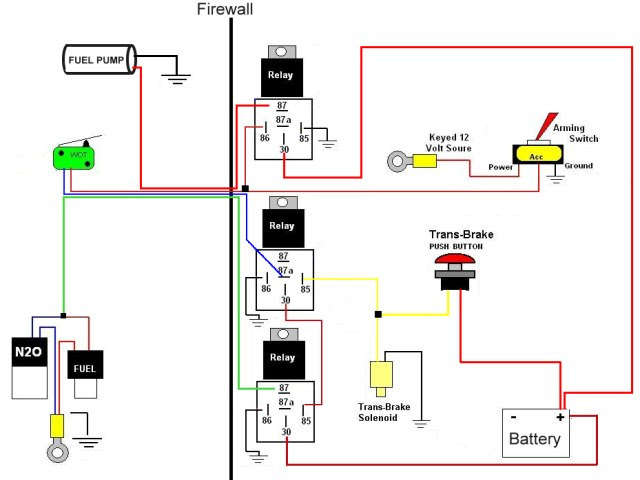 Diagram For Wiring Nitrou Purge Valve