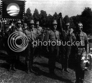 Obama's Brownshirts