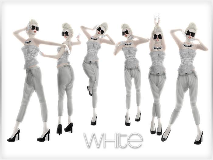 ..::DARE::.. White
