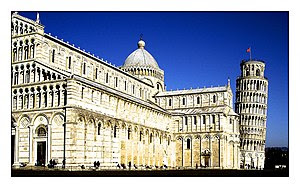 """The Campo dei Miracoli (""""Field of Miracle..."""