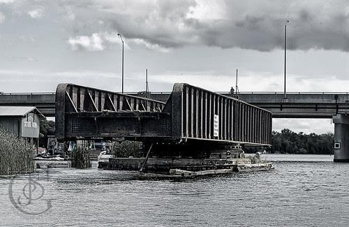 Orillia - Swing Bridge