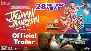 Jawaani Jaaneman Hindi Movie (2020) | Cast | Trailer