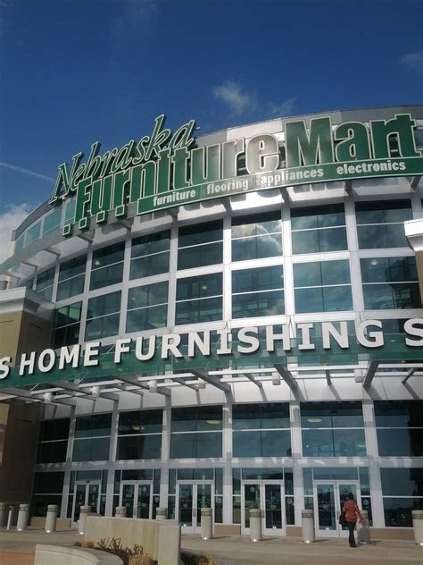 nebraska furniture mart huge nice furniture store