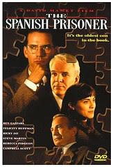 Spanish Prisoner DVD