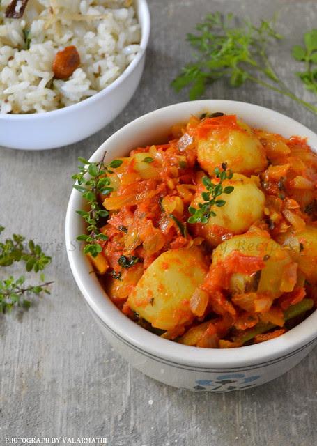 Herb Flavoured Baby Potato