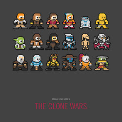 Mega Star Wars: The Clone Wars
