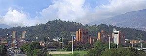 Ecoparque Cerro El volador, Medellín, Colombia