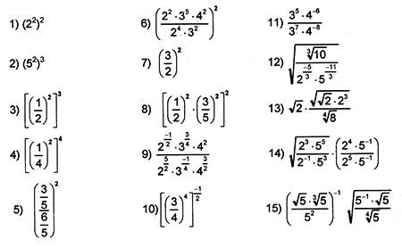 Matematicas Potencias Y Raices