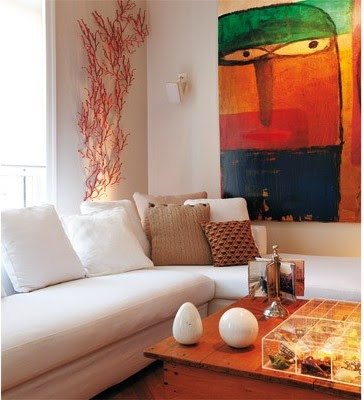 decoracion, casas, interiores, muebles