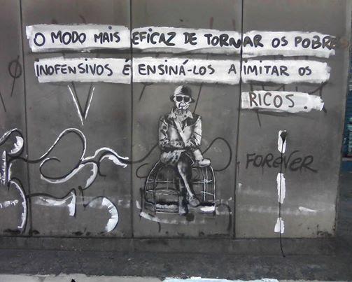 grafite pobre e ricos