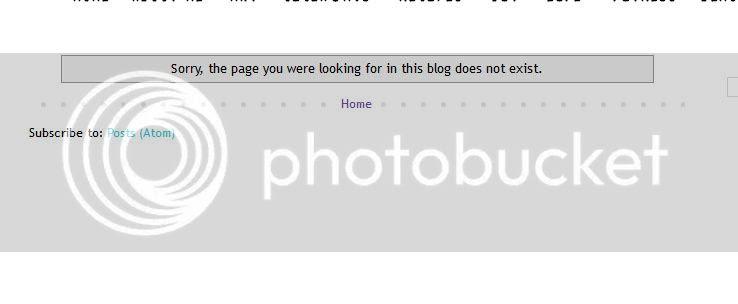 Simple 404 Error Page