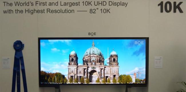 BOE tele 10k