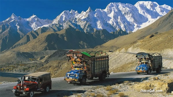 Rodovia de Karokam – China / Paquistão