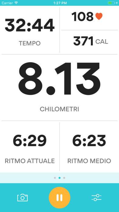 RunKeeper: GPS Correre Camminare (GPS RUN WALK) si aggiorna alla vers 8.2.4