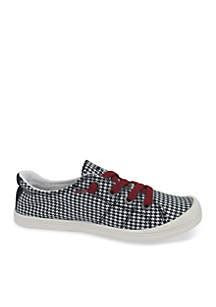 jellypop dallas lace  sneakers  houndstooth belk