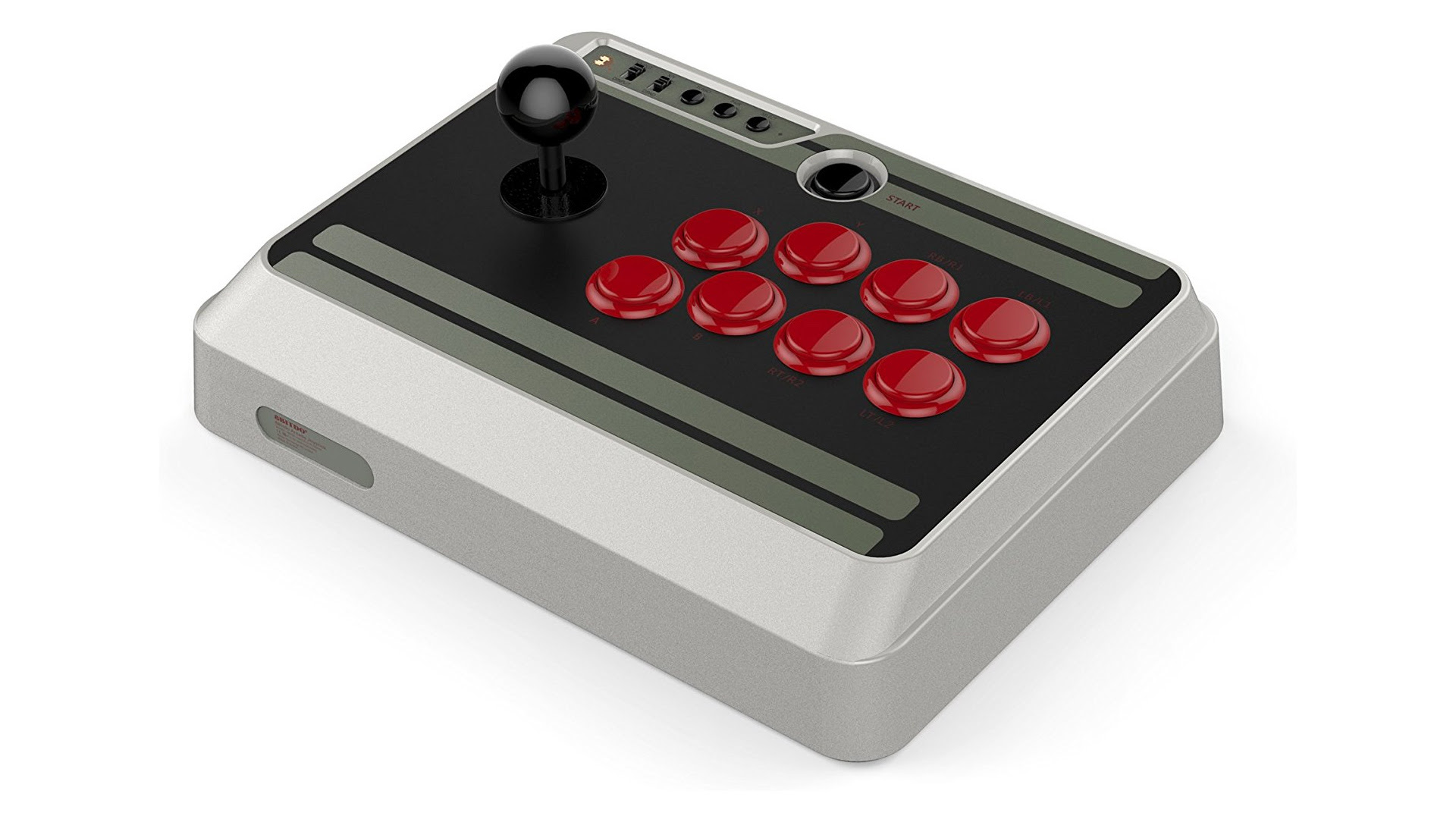 8Bitdo's NES30 arcade stick is worth a look for Switch owners screenshot
