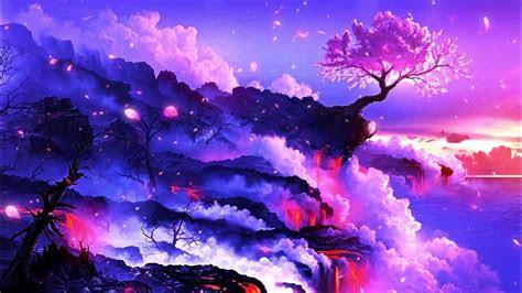 sakura tree  wallpaper desktophut