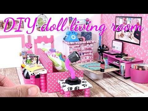 Rainbow Tinkle S World Diy Miniature Living Room With