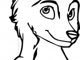 Alpha And Omega Wolf Coloring Pages | Wecoloringpage