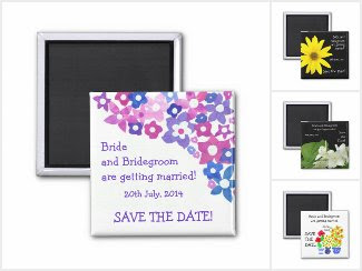 Save-the Date Magnets