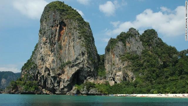 55. Phra Nang Beach, Railay, Thailand