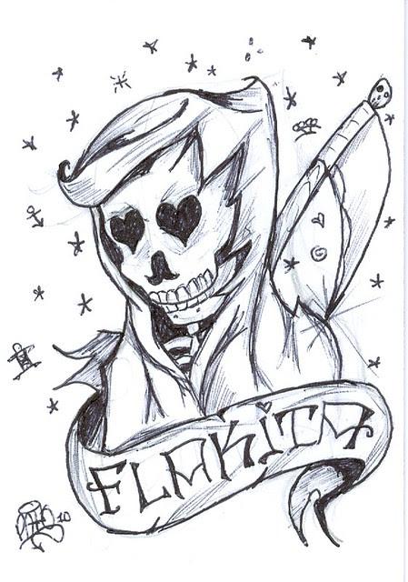 Dibujos De La Muerte Prensa Hidraulicas