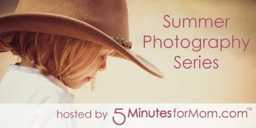 Summer Photography Series at 5 Minutes for Mom