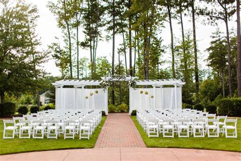 Beautiful Brier Creek Country Club Wedding in Raleigh, NC