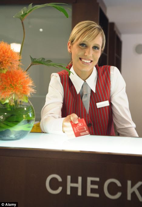 Hotels workers have revealed a series of gripes, tips and confessions on online community forum site Reddit