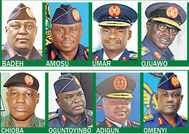 Fresh arms scandal: Tension as Buhari orders probe of ex-CDS Badeh, two Air Chiefs, 15 others