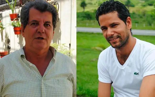 Oswaldo Payá / Harold Cepero. Foto: Twitter / @RosaMariaPaya