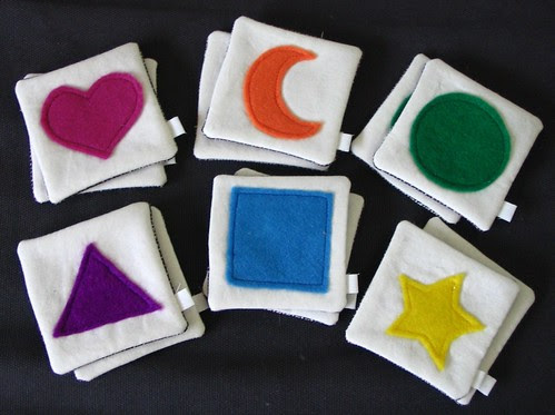 Fabric Match Game