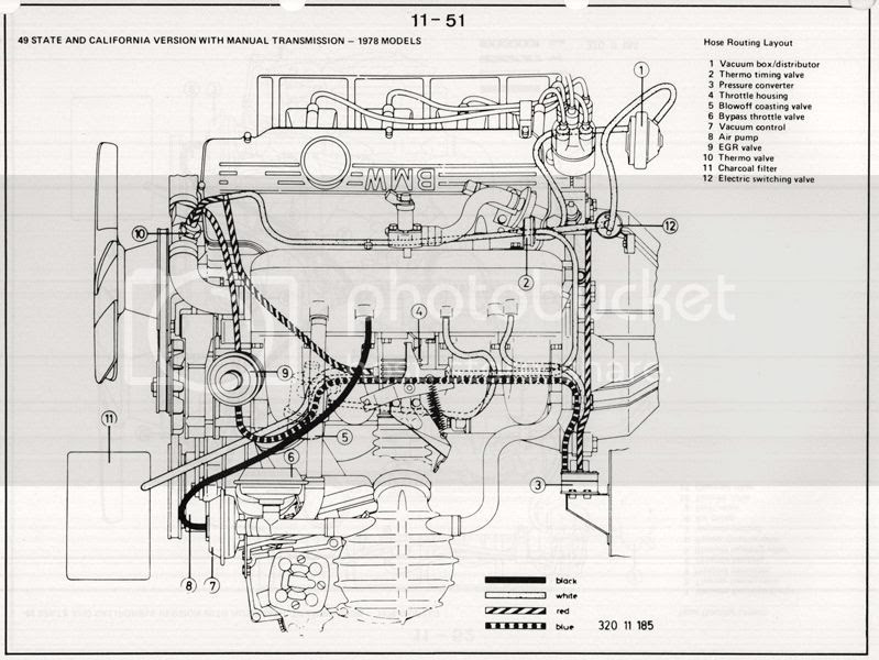 Bmw E46 Vacuum Hose Diagram