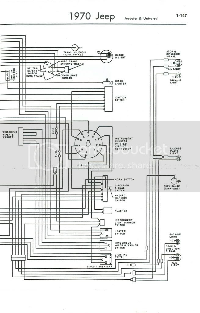 1969 Jeep Cj5 Wiring Diagram Wiring Diagram Complete Complete Lionsclubviterbo It