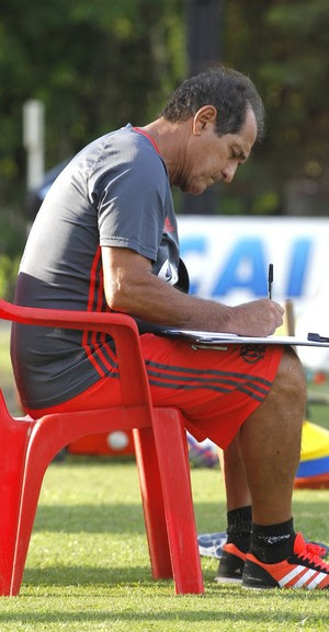 Muricy ramalho - Flamengo (Foto: Gilvan de Souza / Flamengo)