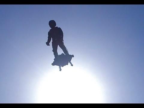 Реактивный ховерборд Flyboard UFO